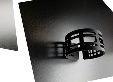 Jewelry - METROPOLIS collection Black & White - ALEX+SVET