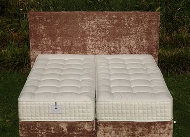 Beds - Alto Bed Base - BONNET MANUFACTURE DE LITERIE