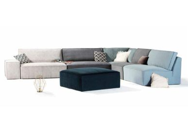 Sofas - ALBI - MODULAR & TAILOR-MADE - HOME SPIRIT