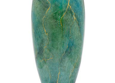 Cadeaux - MARMO Vase Olive  - VETRERIE DI EMPOLI SRL MILANO