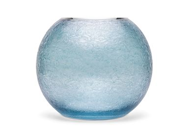 Decorative objects - AQUA Sphere Vase - VETRERIE DI EMPOLI SRL MILANO
