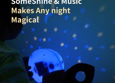 Gifts - Musical Star Projector - Cloud / Star / Carousel / Rainbow  - SOMESHINE