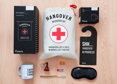 "Gifts - Kit ""Hangover"" - FISURA"