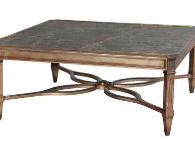Coffee tables - VICTOR coffee table - MAISON TAILLARDAT