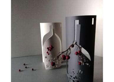 Vases - GAME of SHADOWS decorative item. LAUSANNE line. - ALEX+SVET