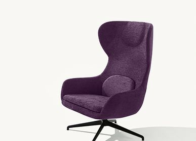 Office seating - Myra wing chairs 681 | 682 | 683 - ET AL.