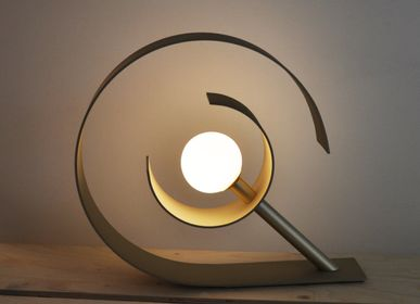 Design objects - Helix table Lamp - ASTROPOL