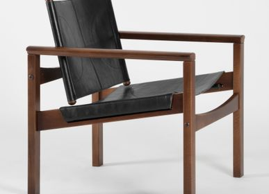 Office seating - PegLev Lounge chair - OBJEKTO