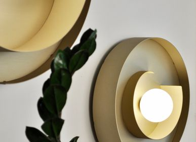 Design objects - Helix wall lamp - ASTROPOL