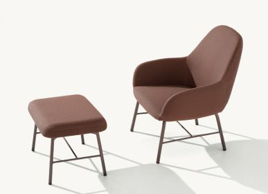 Office seating - Myra lounge chairs 655 | 659 | 676 - ET AL.