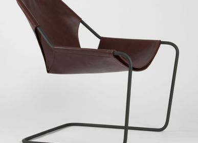 Office seating - Paulistano Armchair - OBJEKTO
