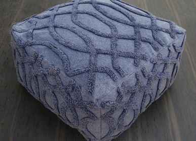 Cushions - Kirsty Floor Cushion  - MEEM RUGS
