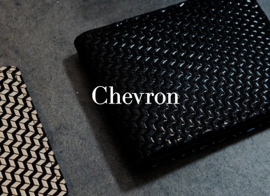 Leather goods - Chevron-S - INDEN EST.1582