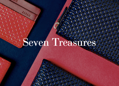 Leather goods - Seven Treasure - INDEN EST.1582