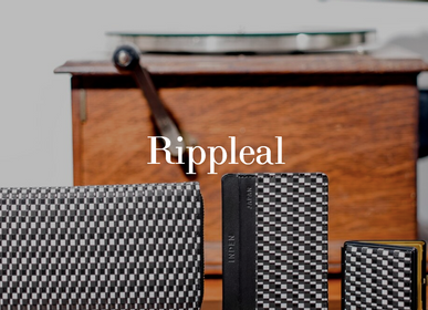 Leather goods - Rippleal - INDEN EST.1582