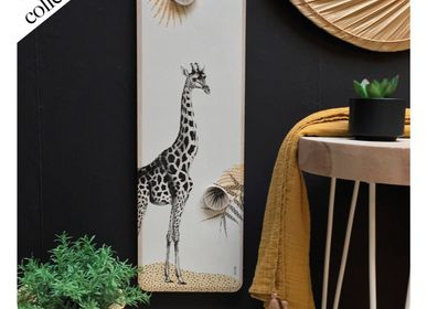 Other wall decoration - out Africa Magnetic board - LOVELY TRIBU DECORATION