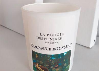 Bougies - La Bougie des Peintres Douanier Rousseau - LILY BLANCHE
