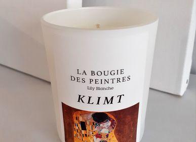 Bougies - La Bougie des Peintres KLIMT - LILY BLANCHE
