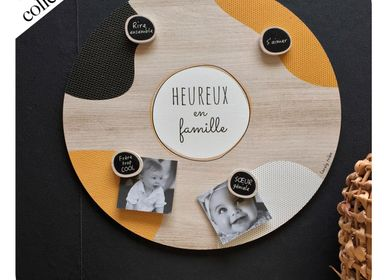 Ensembles muraux - TABLEAU PORTE PHOTOS   - LOVELY TRIBU DECORATION