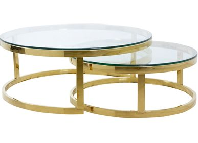 Coffee tables - HIDALGO COFFEE TABLE - ARTELORE HOME