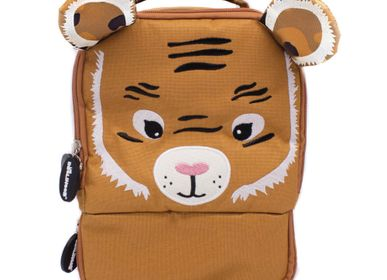 Bags and backpacks - PICNIC BACKPACK+LUNCH BOX SPECULOS THE TIGER - LES DEGLINGOS