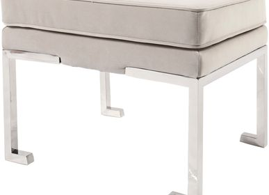 Benches for hospitalities & contracts - ARIADNA STOOL - ARTELORE HOME