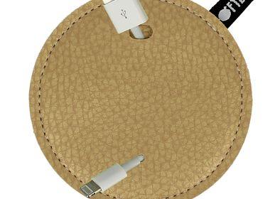 Autres objets connectés - Pochette range-cordon anti-noeuds - OFYL