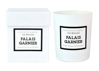 Candles - BOUGIE PALAIS GARNIER - LILY BLANCHE