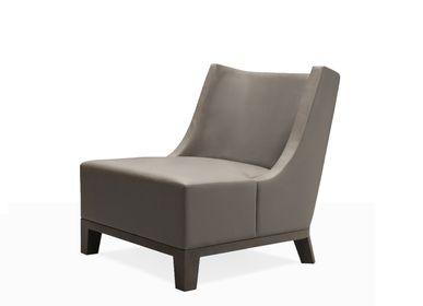 Petits fauteuils - Chauffeuse CARLE - LK LE VAILLANT KATIA