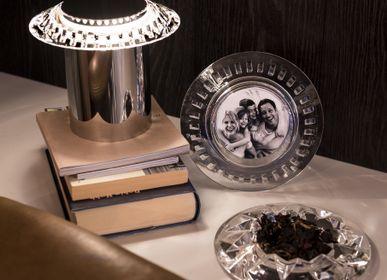 Objets de décoration - COLLECTION TESA: lampe de table, vide-poche, cadre photo - MARIO CIONI & C