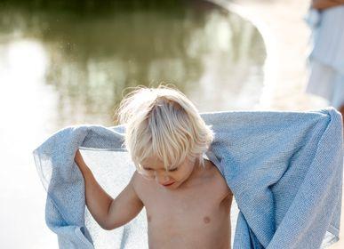 Bath towels - TERVA linen-tencel bath towels, woven in Finland - LAPUAN KANKURIT OY FINLAND