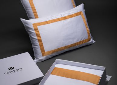 Fabric cushions - Pillowcase UYUNI - AIGREDOUX