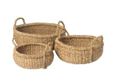 Speakers and radios - Baskets - Hogla Seagrass - COZY LIVING COPENHAGEN