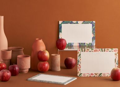 Stationery - Weekly deskpads - SEASON PAPER COLLECTION
