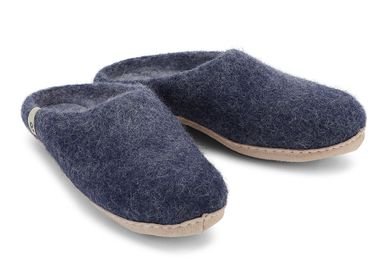 Other bath linens - Wellness - Slippers – Fair Trade – Handmade in wool – Danish design – Made in Nepal - EGOS COPENHAGEN