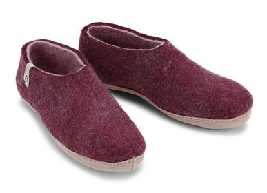 Loungewear - Wellness - Slippers – Fair Trade – Handmade in wool – Danish design – Made in Nepal - EGOS COPENHAGEN