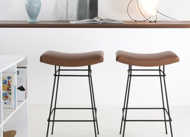Kitchens furniture - Bienal counter stool - OBJEKTO