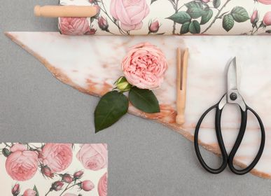Floral decoration - Castelbel Rose Fragranced Drawer Liners - CASTELBEL