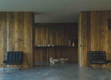 Wall panels - Brown cladding - ATMOSPHÈRE ET BOIS