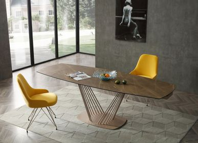 Dining Tables - DINING TABLE SILVIA - GALEA