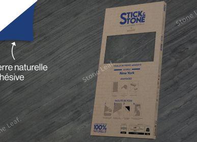 Crédence - Stick&Stone New York - boîte de 10 feuilles  - STONELEAF