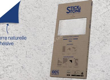 Revêtements muraux - Stick&Stone Oslo - boîte de 10 feuilles  - STONELEAF