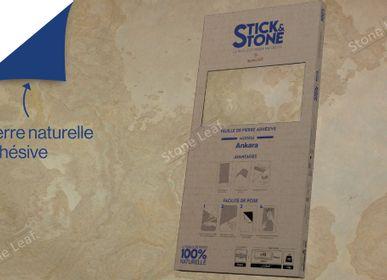 Crédence - Stick&Stone Ankara - boîte de 10 feuilles - STONELEAF