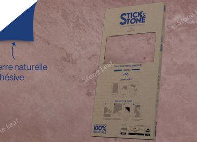 Crédence - Stick&Stone Rio - boîte de 10 feuilles - STONELEAF