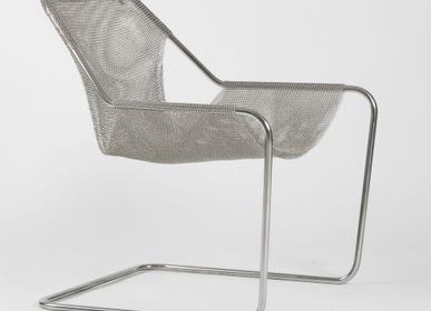 Office seating - Paulistano Mesh Edition Armchair - OBJEKTO