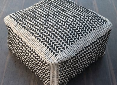 Fabric cushions - Siti Floor Cushion - MEEM RUGS