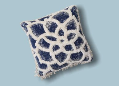 Fabric cushions - Floral Cushion Covers  - MEEM RUGS