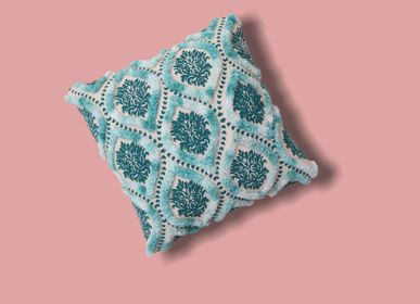 Fabric cushions - Tufted Cushion Covers - MEEM RUGS