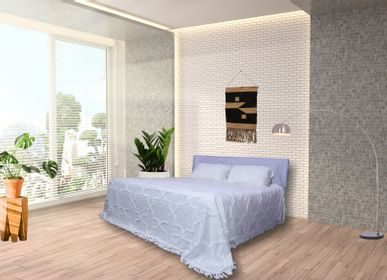 Bed linens - Jasmin Marrakesh Bedspread  - MEEM RUGS