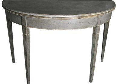 Console table - CONSOLE 1/2 MOON DIRECTORY - MIRAL DECO